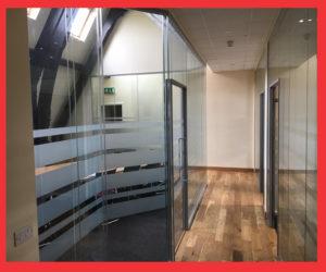 Duble Glazed Acoustic Partitions Manchester