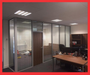 Double Glazed Acoustic Partition In Manchester