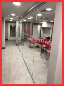 Single Glazed Partitions Manchester